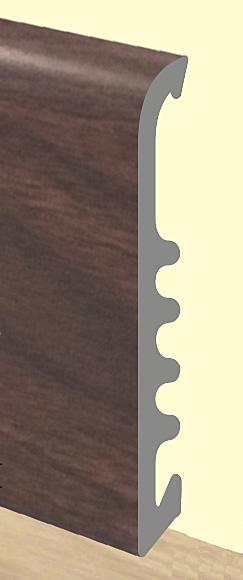 Battiscopa in PVC